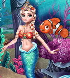 Eliza Mermaid And Nemo Ocean Adventure