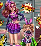 Super Mom Dressup
