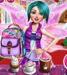 fairy college fashion  dariagames
