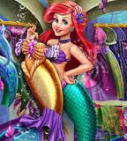 Mermaid Princess Closet