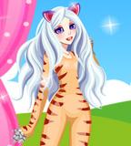 Cat Girl Dress Up