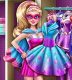 Superhero Doll Closet