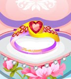 Design Princess Wedding Ring