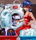 Hero Washing Costumes