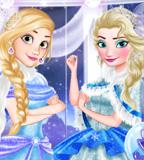 Snowflakes Winter Ball