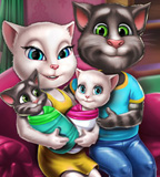 Kitty Twins Family Day