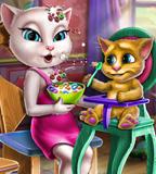 Kitty Toddler Feed