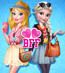 Ellie And Eliza BFFs