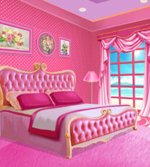 Helen Dreamy Pink House