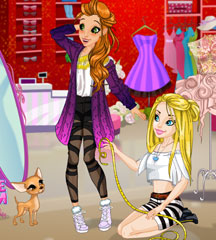 Macie Fashion Designer