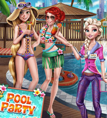 Pool Party Planner