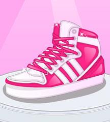Popstar Inspired Sneaker Designer