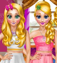 Princesses First Date Prep