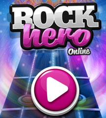 Rock Hero Online